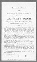 Alphonse Soeur
