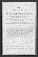 Eleutherius Dewitte