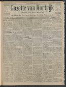 Gazette Van Kortrijk 1908-10-29 p1