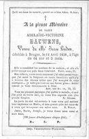 Adelaide-Victorine Bauwens