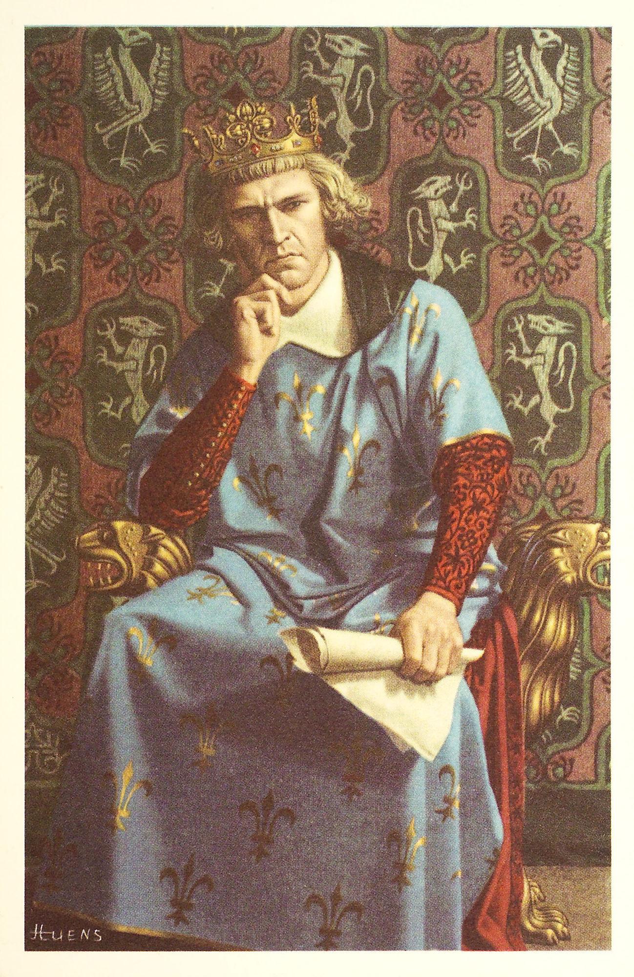 Koning Filips IV de Schone