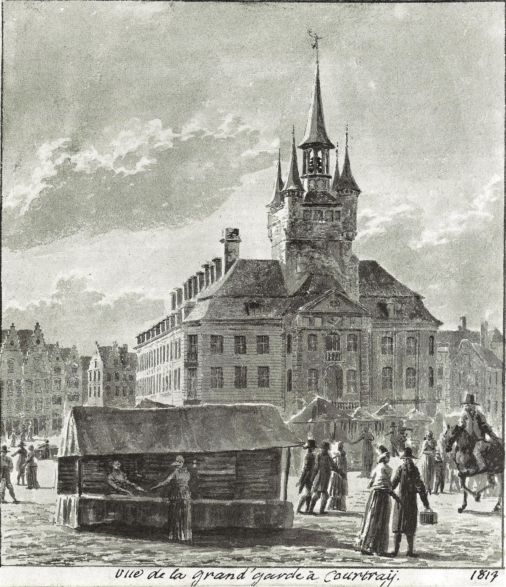 Kleine Hallen 1817