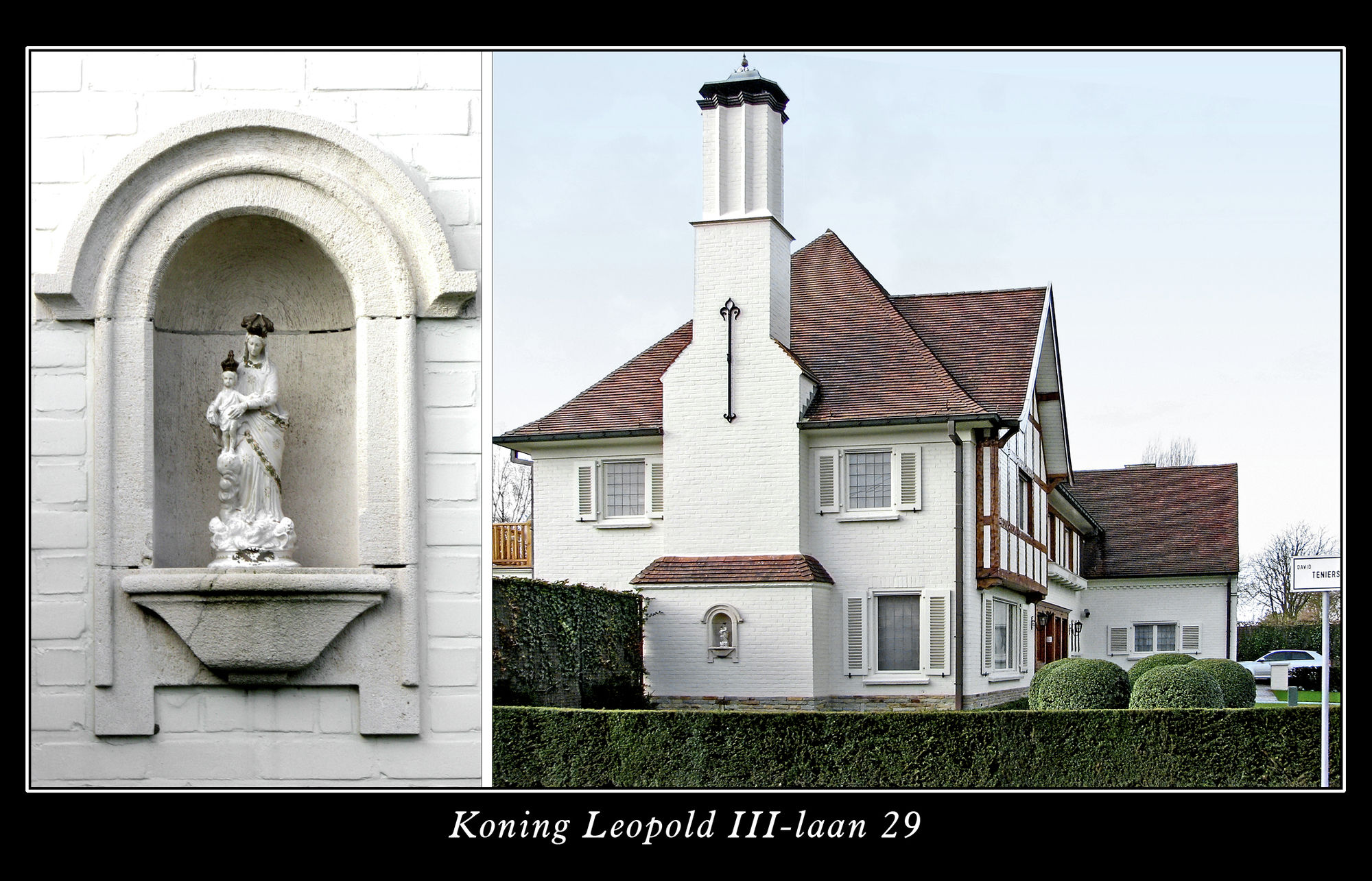 Muurkapel Koning Leopold III-laan