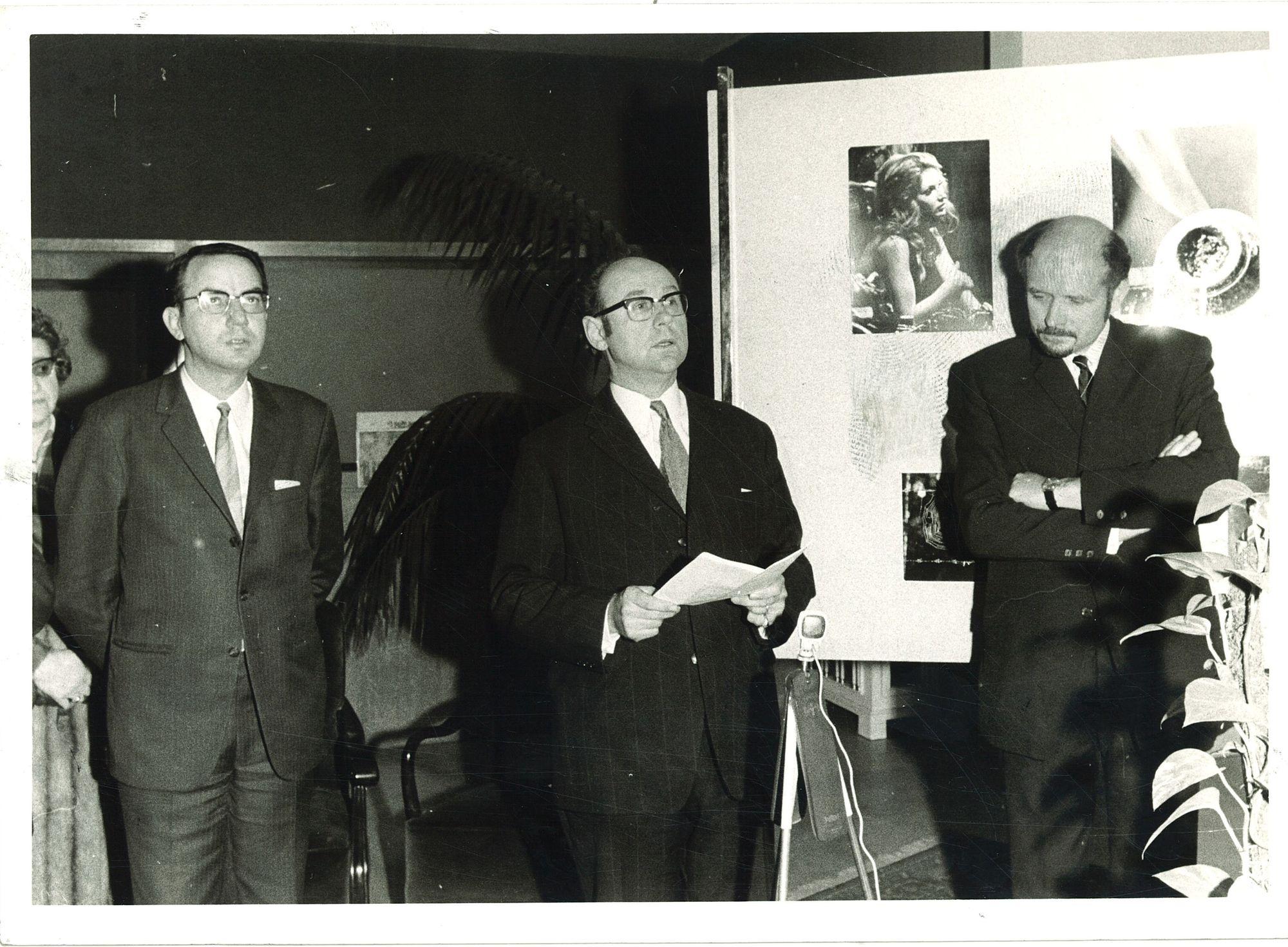 Fototentoonstelling Kultura 1970