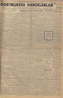 Kortrijksch Handelsblad 19 december 1945 Nr101
