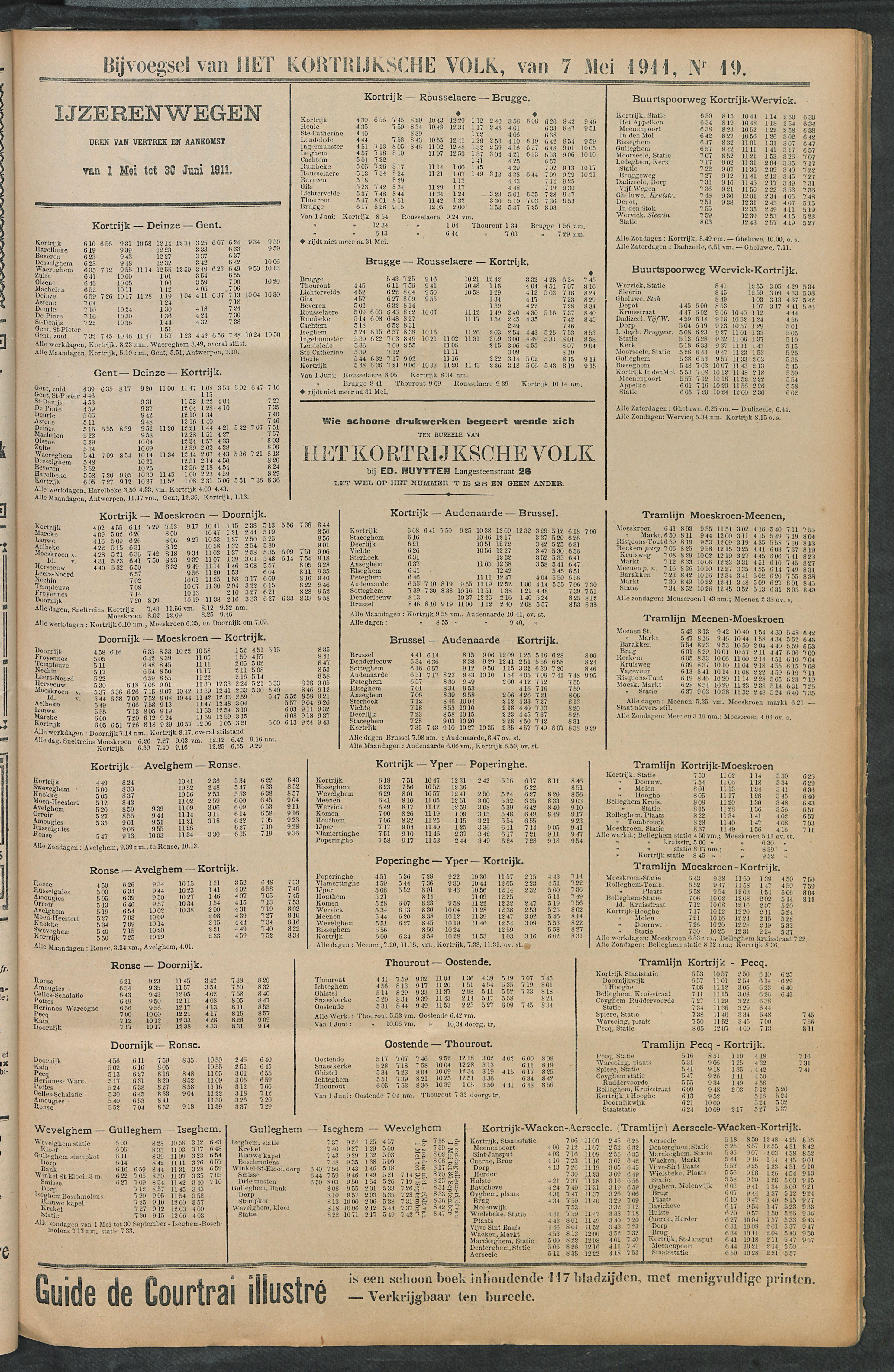 Het Kortrijksche Volk 1911-05-07 p5
