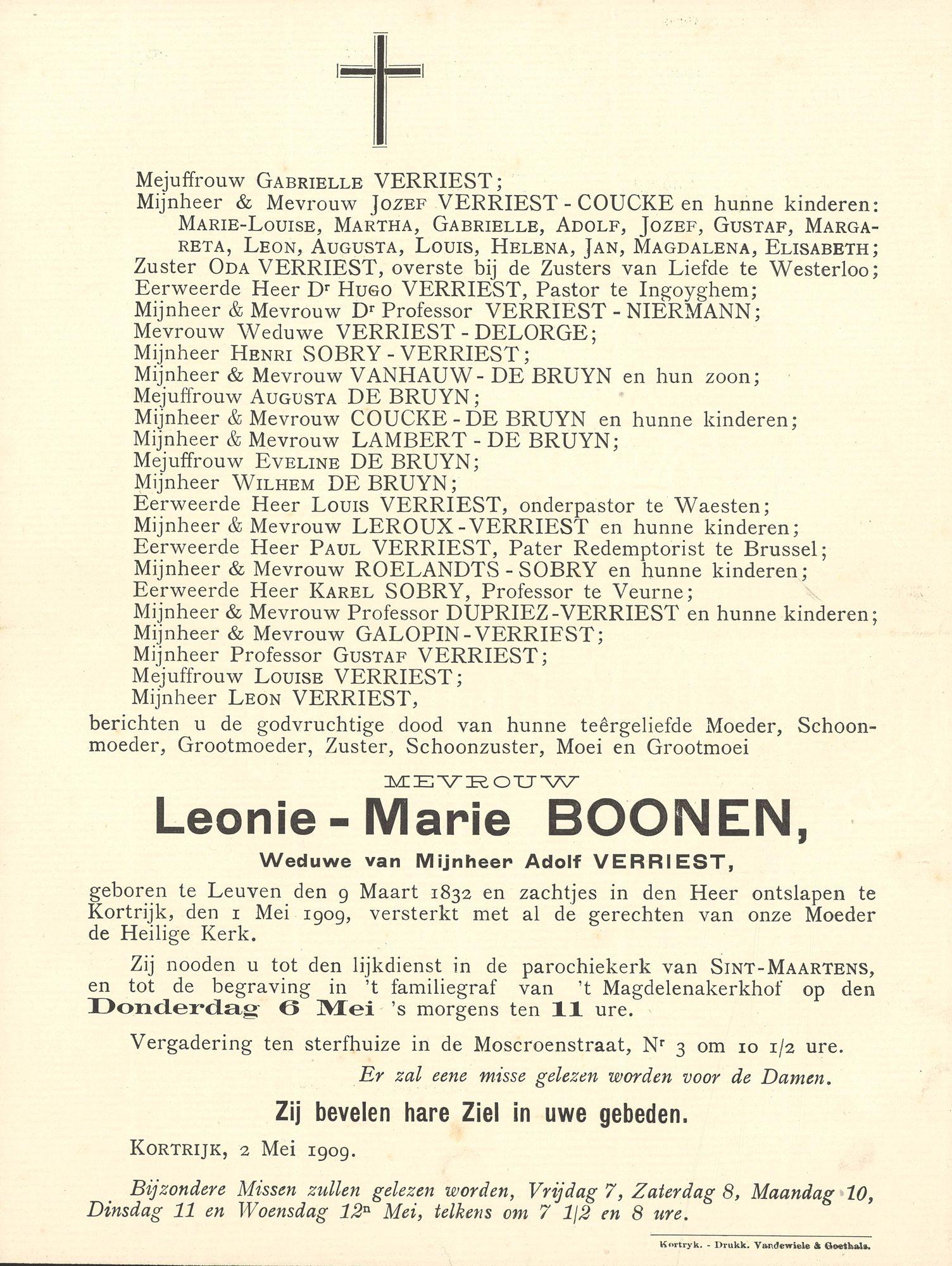 Leonie-Marie Boonen