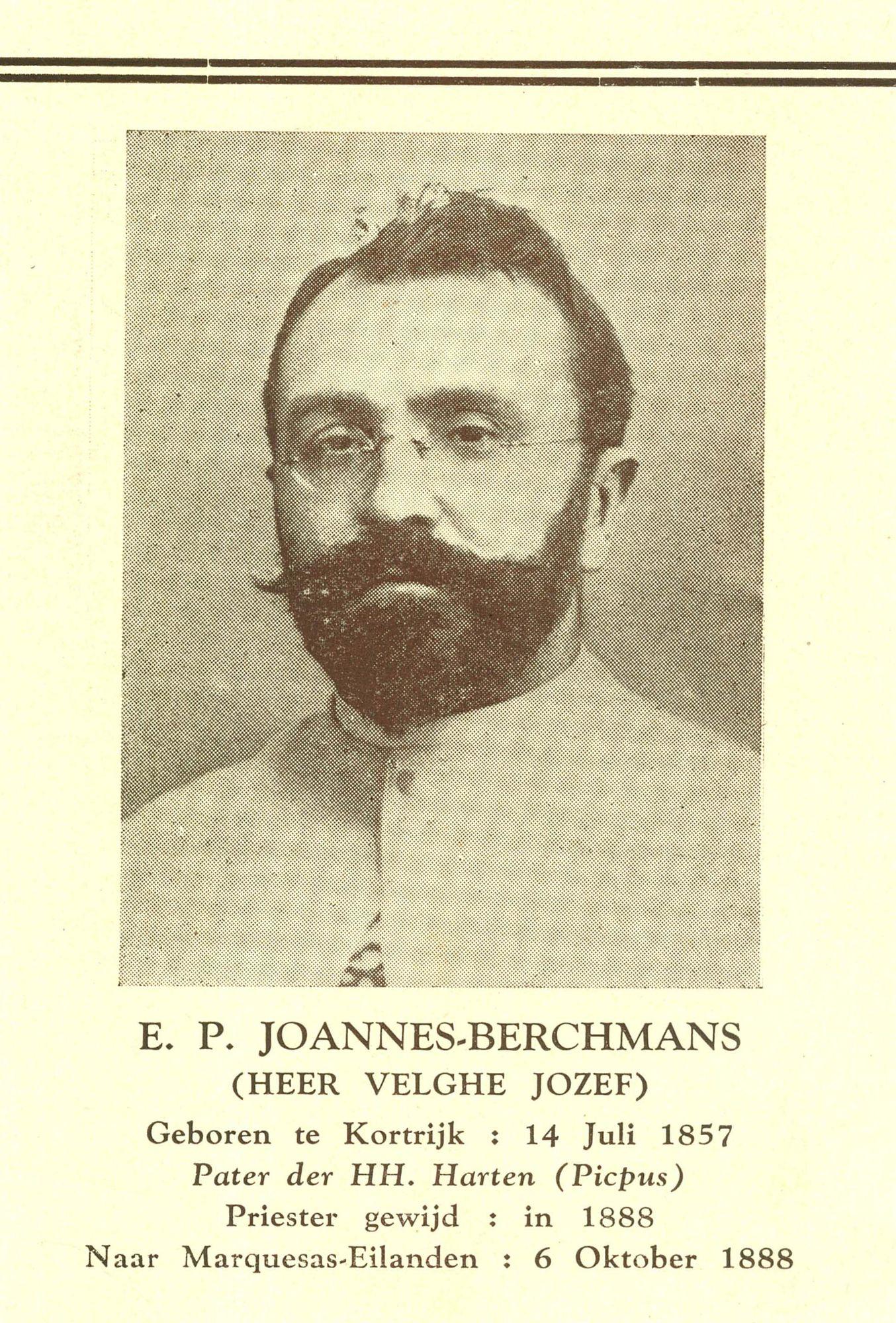 Broeder Joannes Berchmans