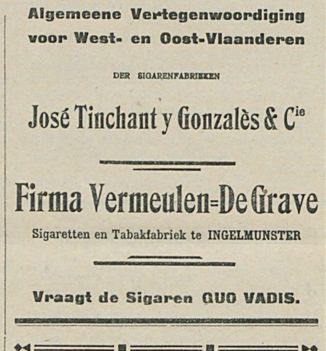 Jose Tinchanty Gonzales and Cie