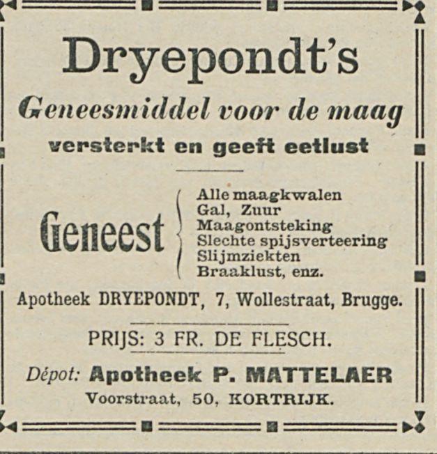 Dryepondts