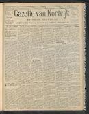 Gazette Van Kortrijk 1907-06-13