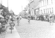 Wielerwedstrijd Brussel-Marke 1960