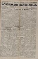 Kortrijksch Handelsblad 24 september 1946 Nr77