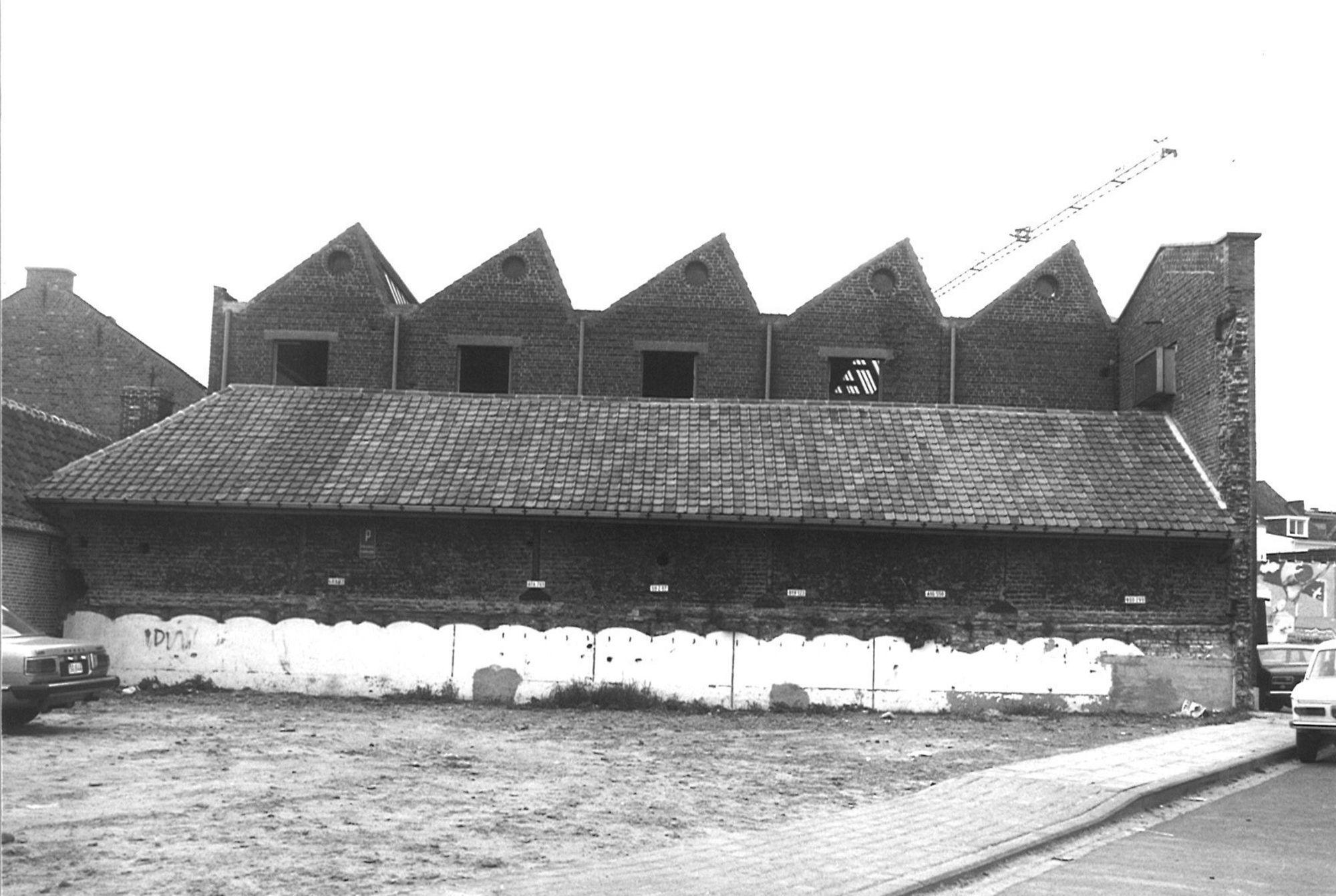 Parking naast Baggaertshof