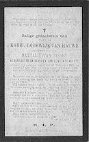 Van Hauwe Karel-Lodewijk