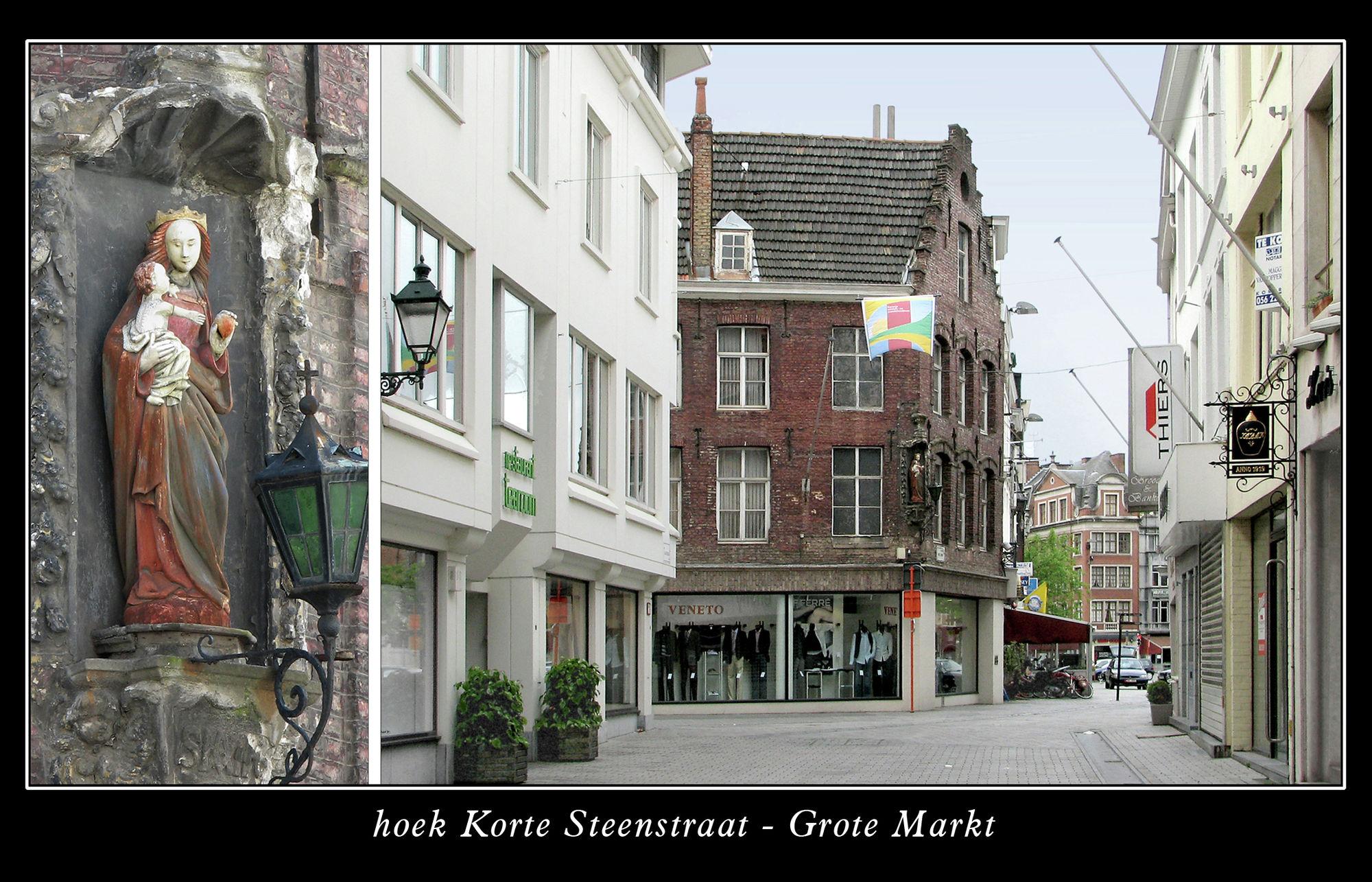 Muurkapel Korte Steenstraat