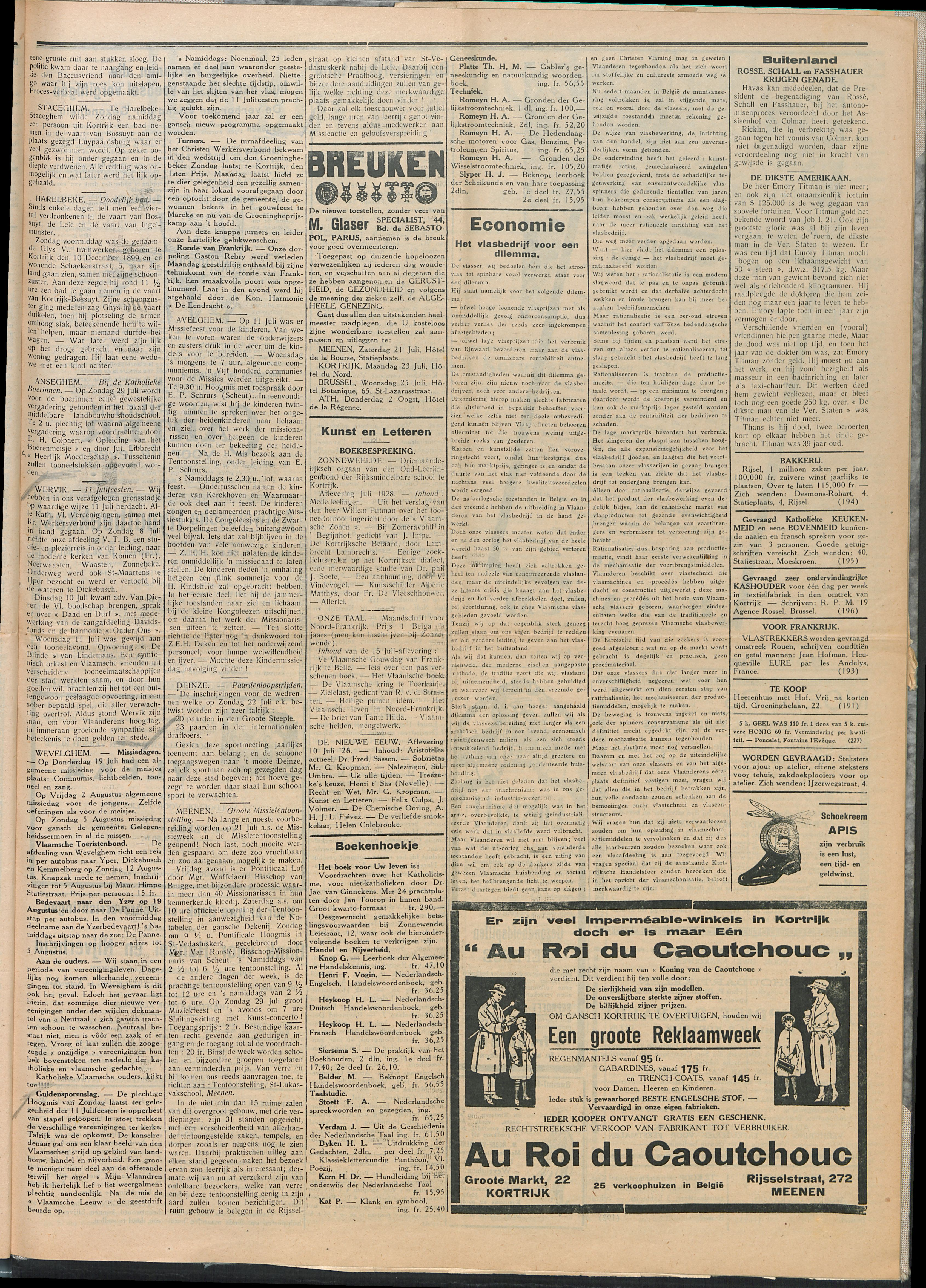 Het Kortrijksche Volk 1928-07-22 p3