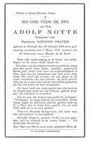 Adolf Notte