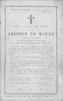 Jacobus Dewitte