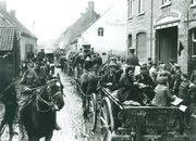 Vluchtelingen in 1918