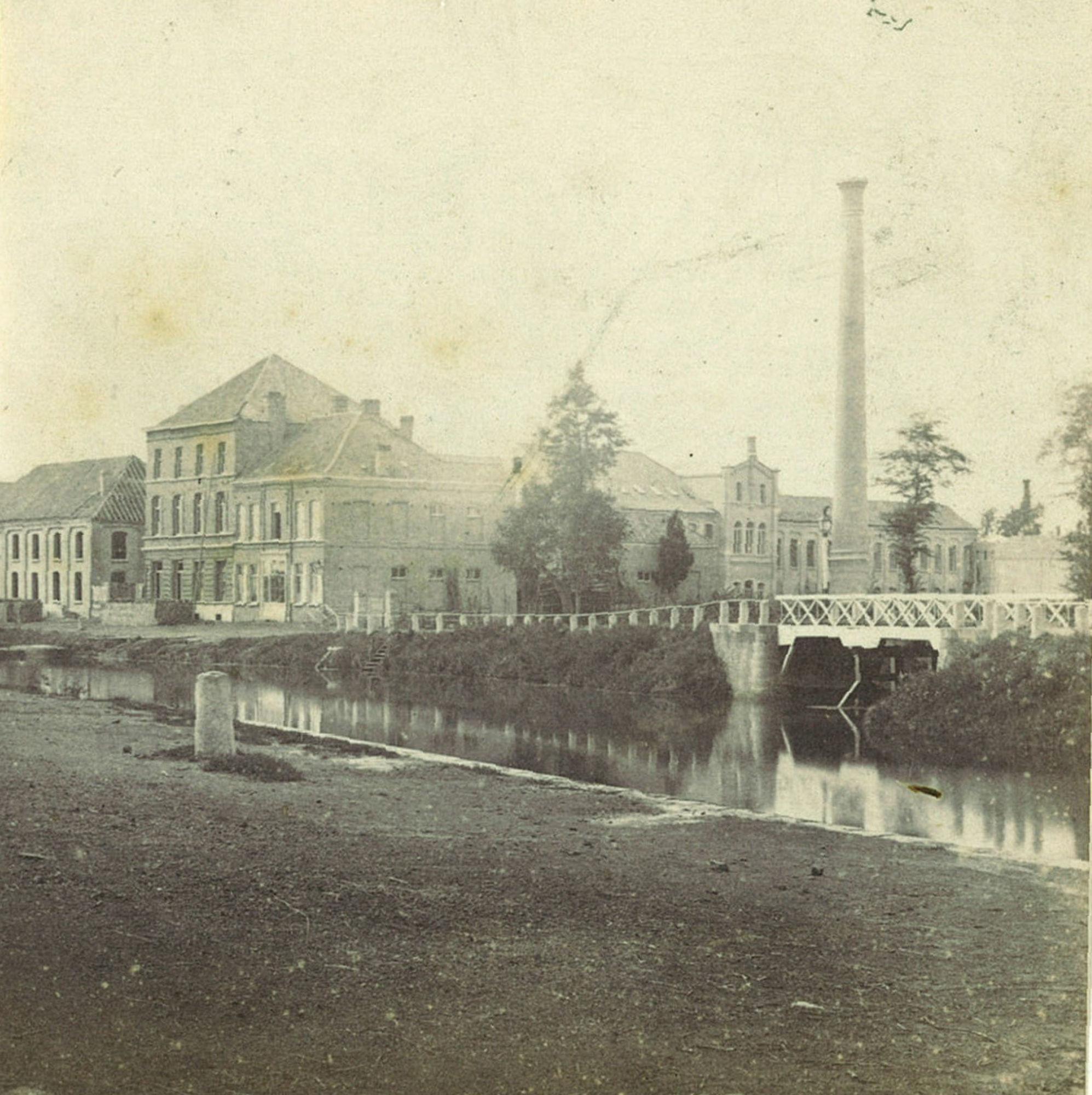 Fabriek van Boutry-Van Ysselstein, later De Kien-Ide