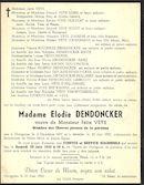 Dendoncker Elodie