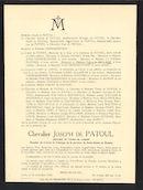 Joseph de Patoul