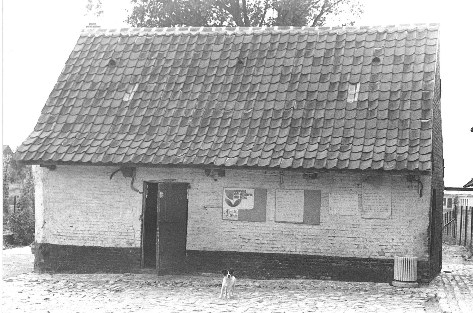 Marke kinderboerderij Van Clé