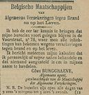 Belgische Maatschappijen