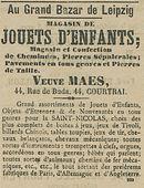 JOUETS DENFANTS