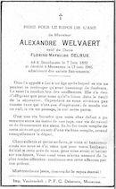 Alexandre Welvaert