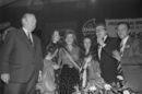 Verkiezing fruitkoningin Kortrijk 1974