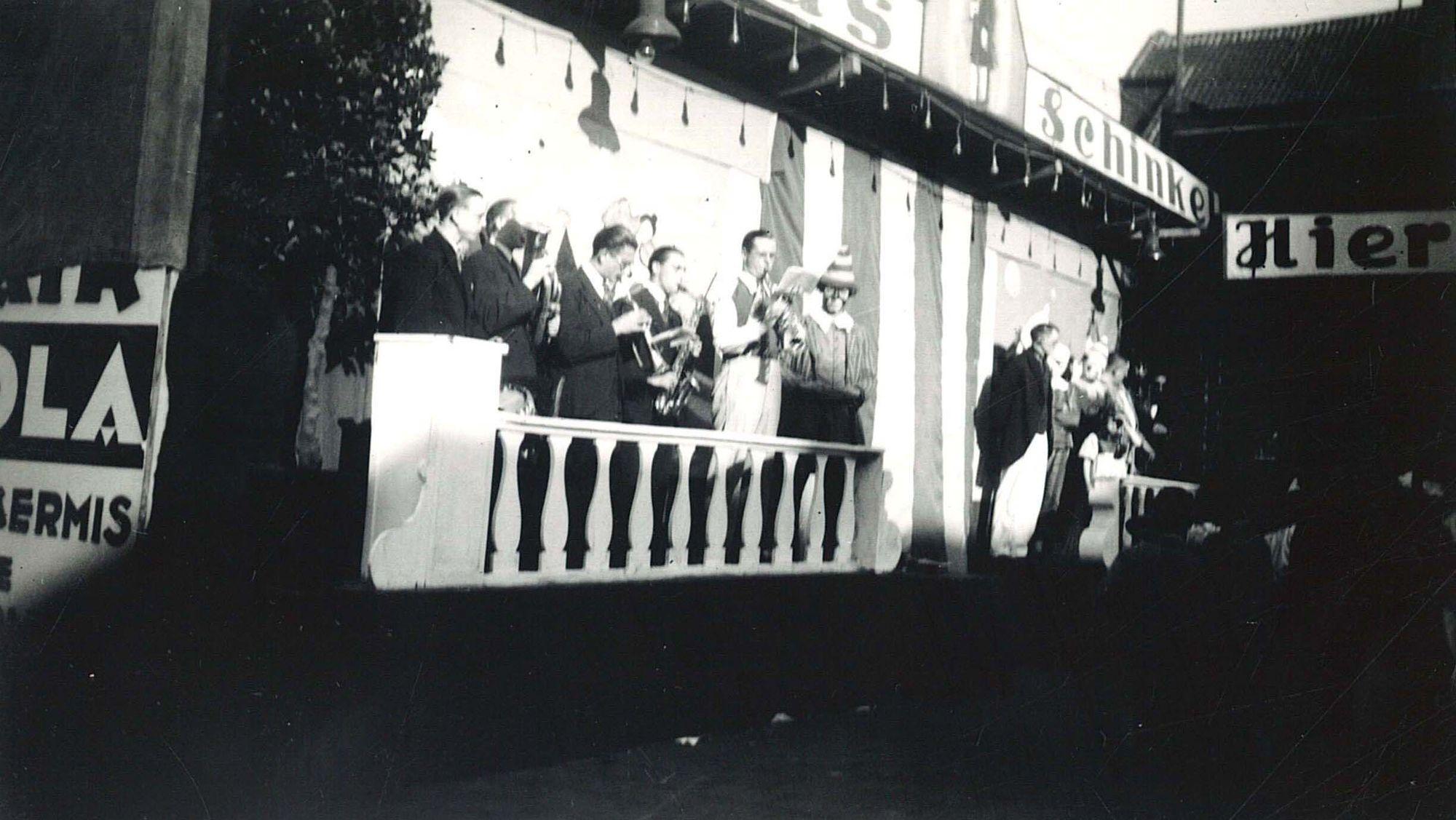 Fancy Fair 1933 Broederschool Overleie