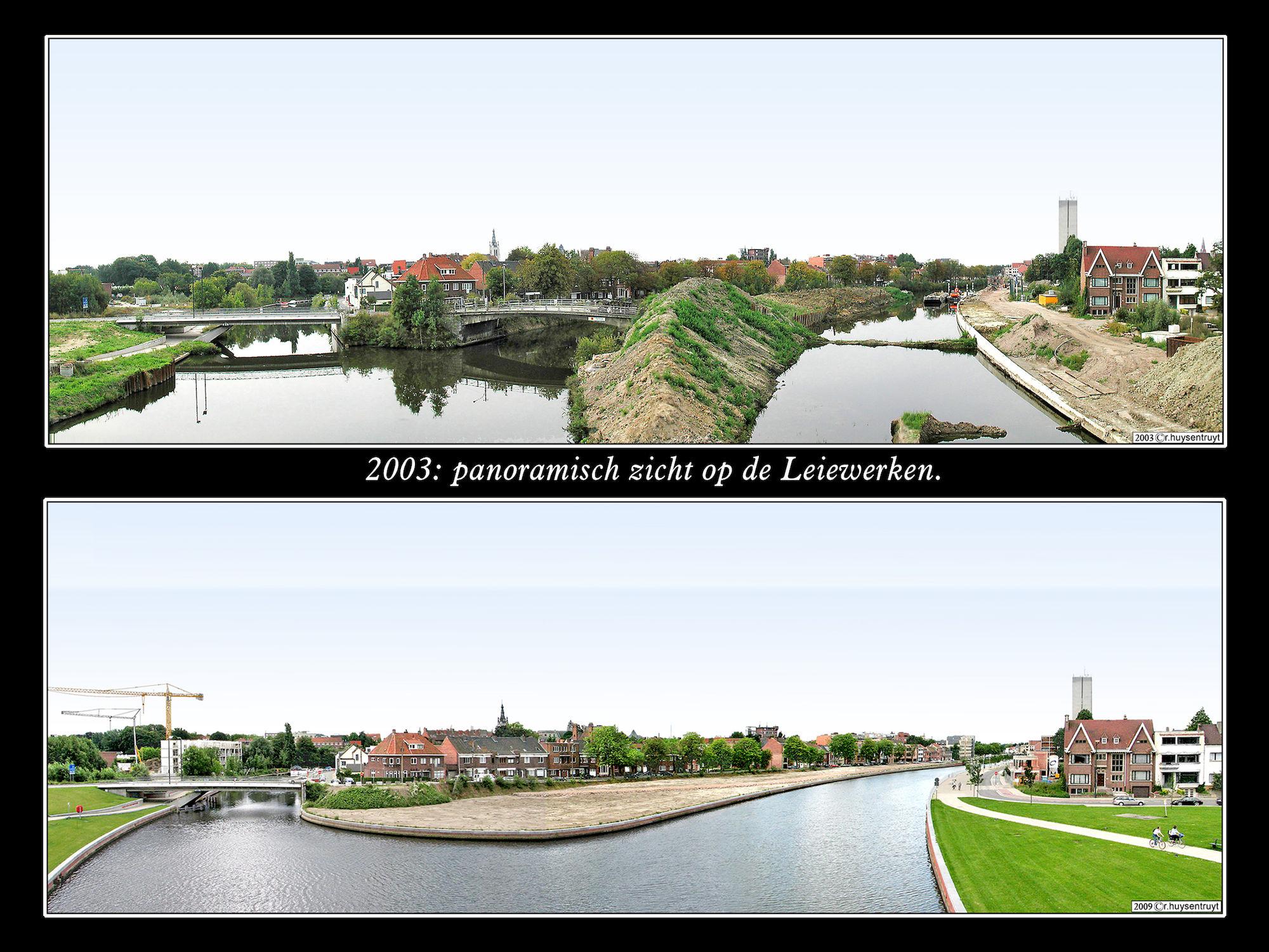 Leiewerken 2003 2009