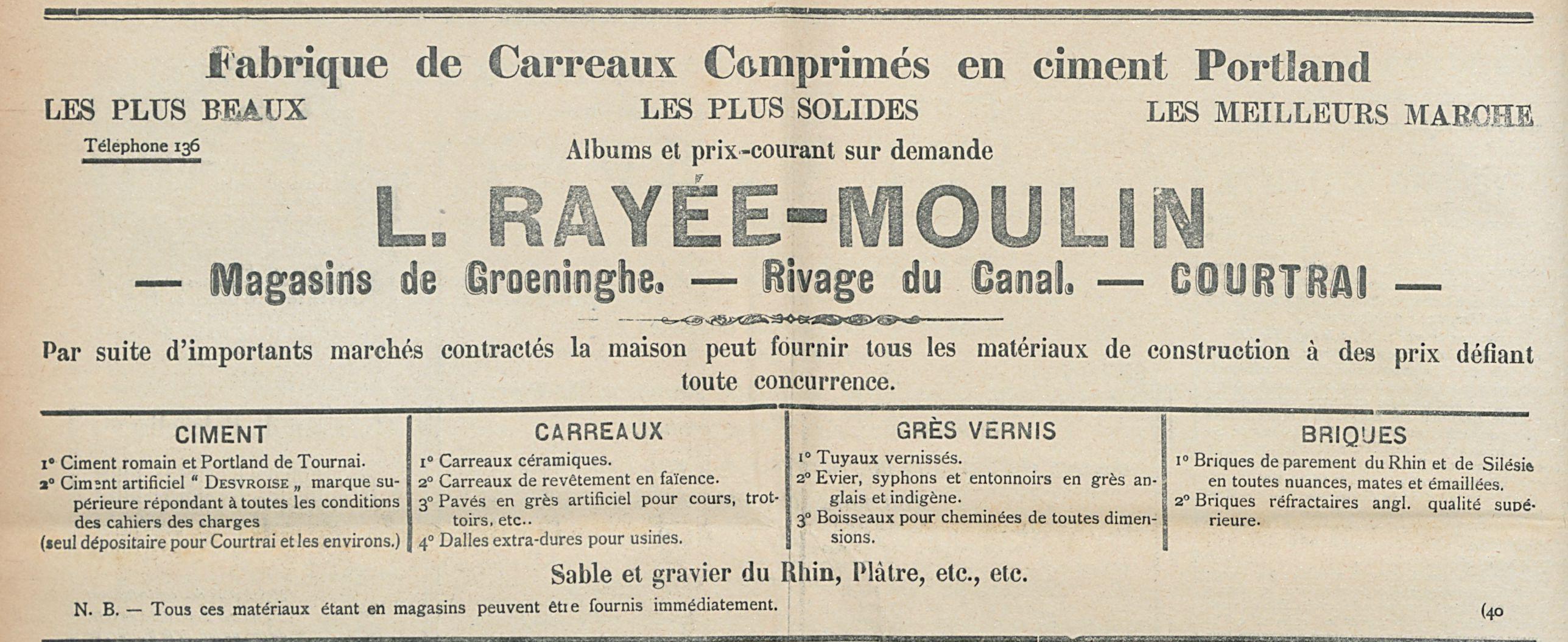 L. RAYEE-MOULIN