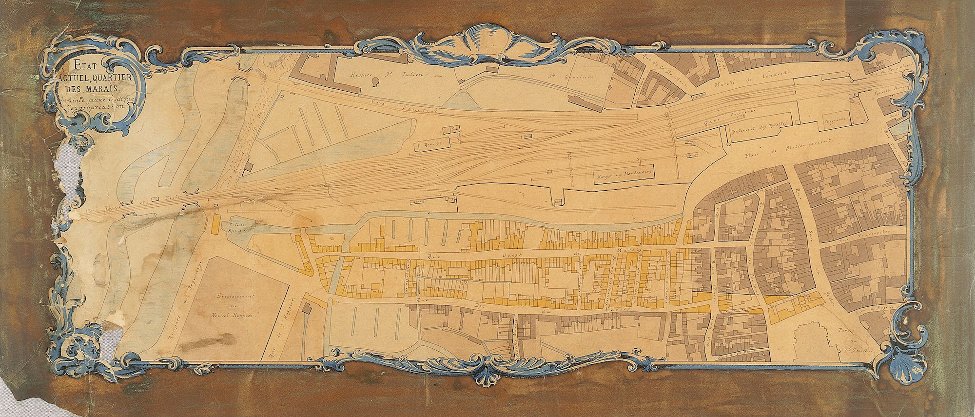 Westflandrica - de Westmeers en de Oostmeers in Brugge