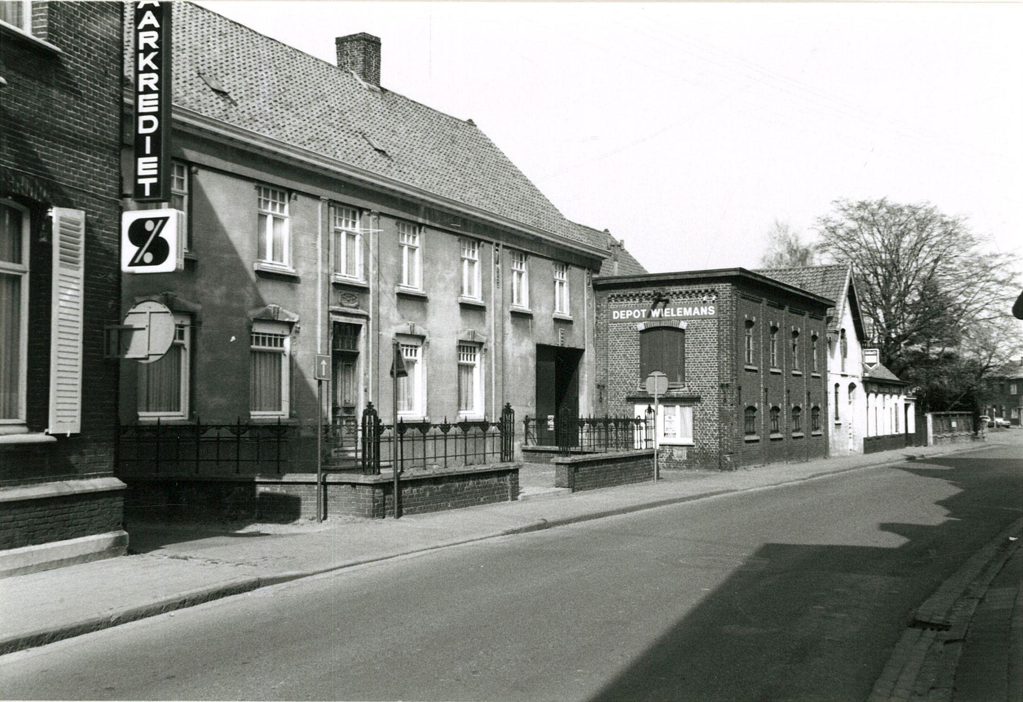 Huis van de brouwerij Lagae