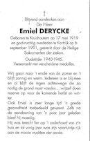 Emiel Derycke