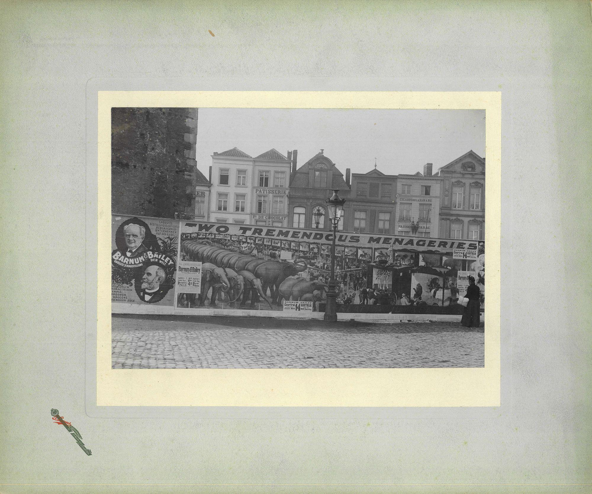 Circus Barnum and Bailey