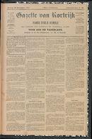 Gazette Van Kortrijk 1891-12-20