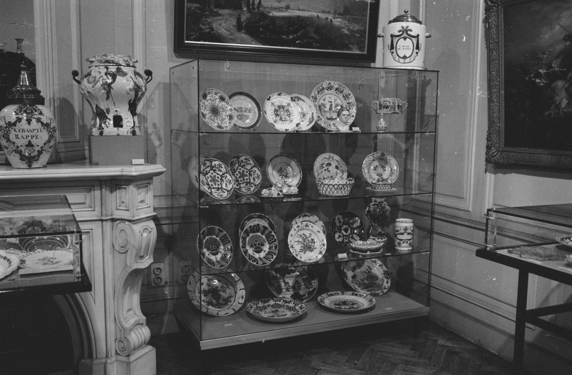 Collectie keramiek
