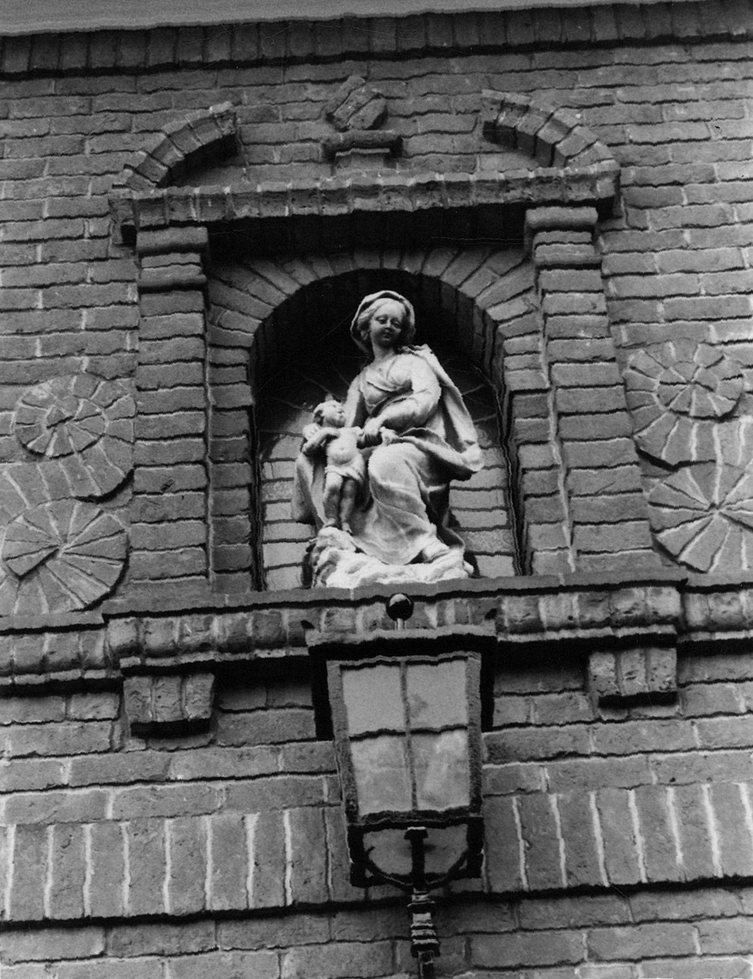 Onze-Lieve-Vrouwekapelletje in de Beeklaan