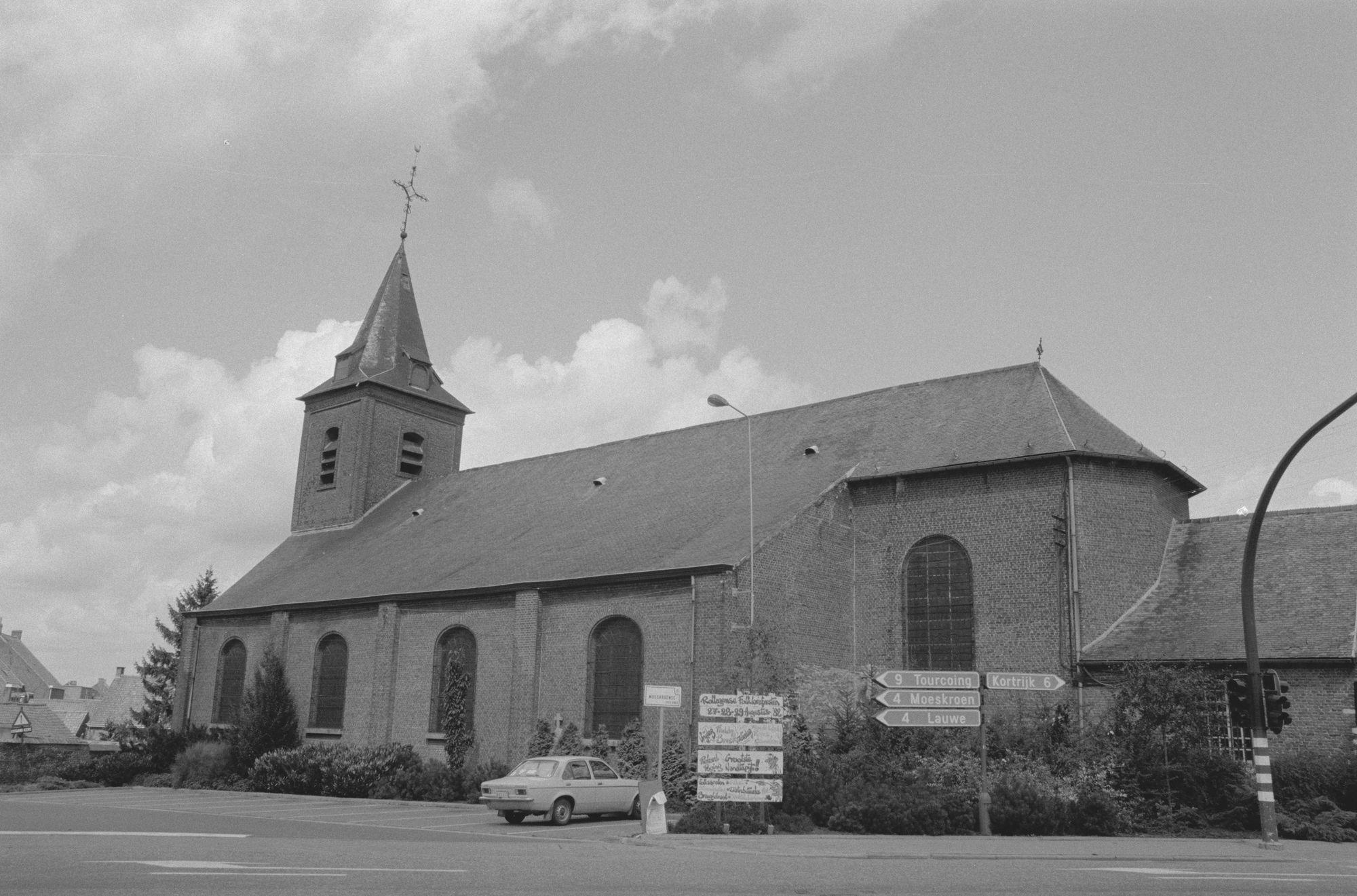 Stadsbeelden: Sint-Corneliuskerk