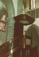 Preekstoel O.-L.-Vrouwekerk