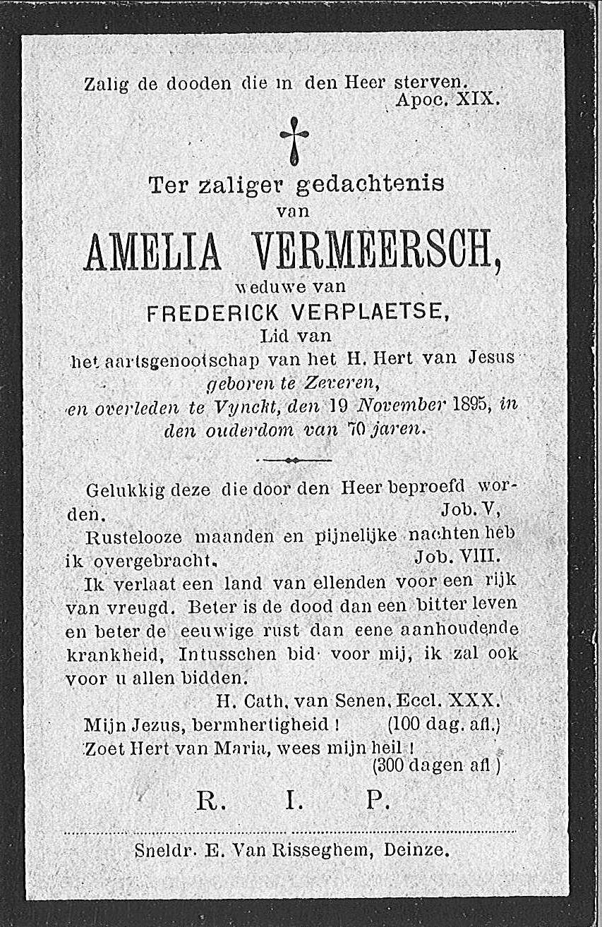 Amelia Vermeersch