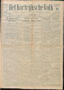 Het Kortrijksche Volk 1928-06-10