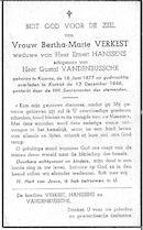 Bertha-Marie Verkest