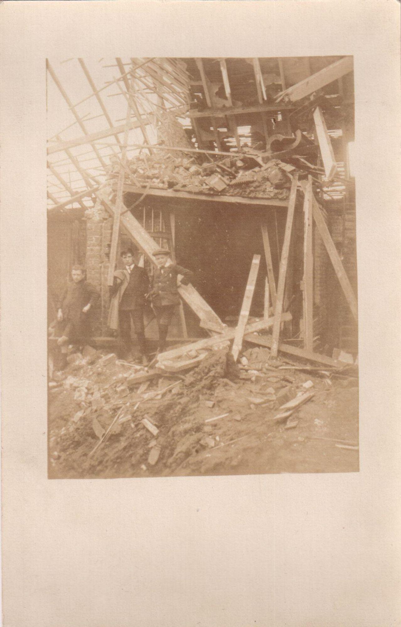 Schade in 1917