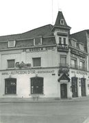 Hotel Au Pigeon D'Or in Waregem 1975