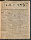 Gazette Van Kortrijk 1910-12-22 p1